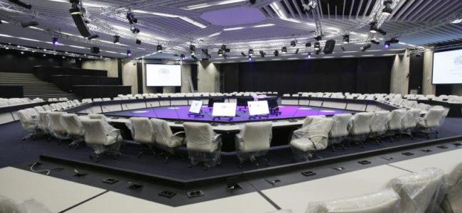 Показаха готовността на НДК да посрещне гостите за европредседателството