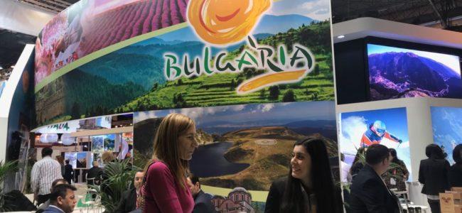 България се представя със свой щанд на изложението FITUR в Мадрид