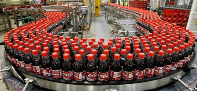 Развоен център за Европа, Африка и Близкия изток прави Кока кола в София