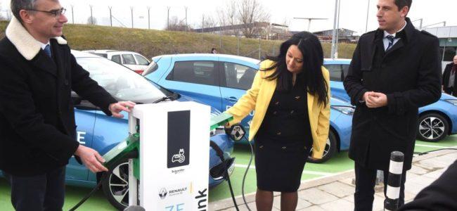 Делегати за европредседателството масово ще се возят на електромобили в София