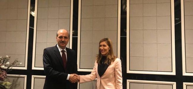 Обсъждаме съвместни туристически пакети между Турция и България