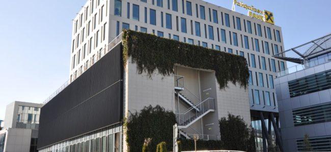 180 хил. кв. м. офис площи пуснати на пазара в София през 2018 г.