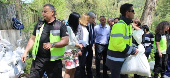Министерство и кмет на София доволни от състоянието на язовирите