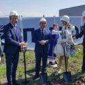 Удариха първа копка на новия склад на Ролпласт на стойност 7 млн. лв.