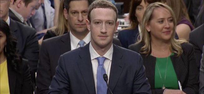 """Марк Зукърбърг се оплака, че е в """"оръжейна"""" надпревара с руснаците"""