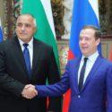 Борисов и Медведев обсъдиха задълбочаване на икономическите отношения