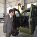 В Самоков ще произвеждат бронирани автомобили  и оборудване за тях