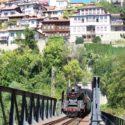 БДЖ ще предложи атракционни пътувания с парен локомотив между София и Банкя