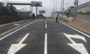 Пускат движението по ремонтирания участък на Северната тангента на София