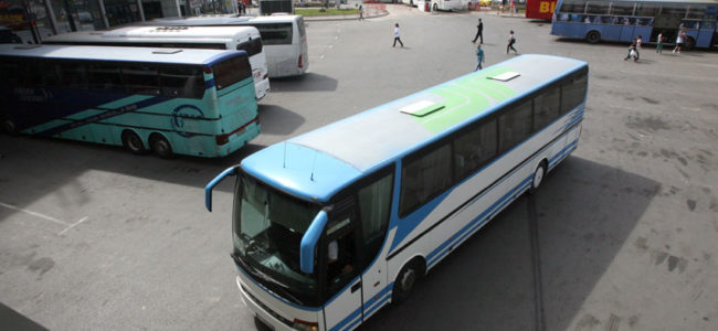 Автобусните превозвачи отменят планирания си протест