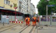 Продължава ремонтът на ул. Граф Игнатиев в София