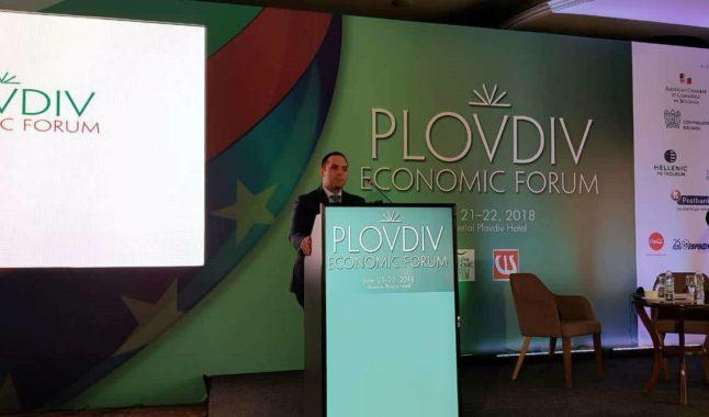 Икономическият растеж в България е над средния за Европейския съюз
