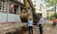 Фандъкова: 90% от стоманобетоновата конструкция на релсовия път на Граф Игнатиев са готови