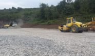 Регионалният министър инспектира строителството на нов участък от магистрала Хемус