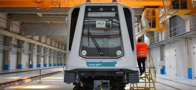 Без машинисти и енергийно ефективни са новите влакове за третата линия на метрото