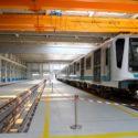 През 2019 г. стартират половината от станциите на третата линия на метрото в София