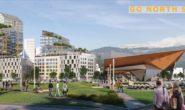 Централна гара ще става втори градски център на София