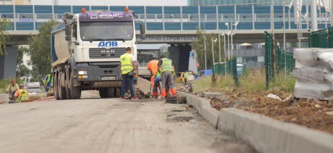 Фандъкова: До средата на август ще завършим ремонта на бул. Христофор Колумб
