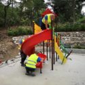Първият етап от изграждането на парк Въртопо приключва през септември