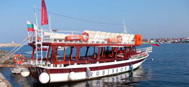 Почти никакви нарушения при атракционните корабчета по Северното Черноморие