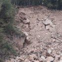 Укрепват ската над срутищата по пътя до Рилския манастир