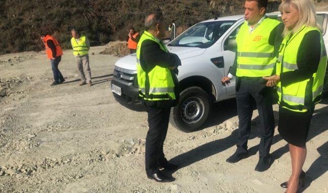 1,35 млрд. лева отпусна кабинетът за строителството на магистрала Хемус