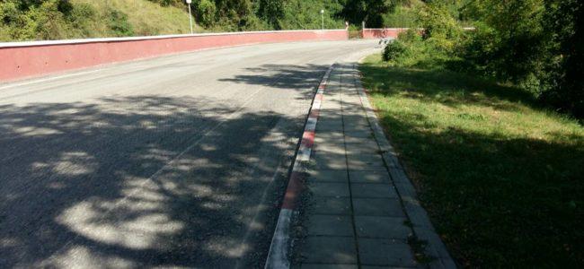 От днес се преасфалтира смъртоносният участък от пътя Своге-София