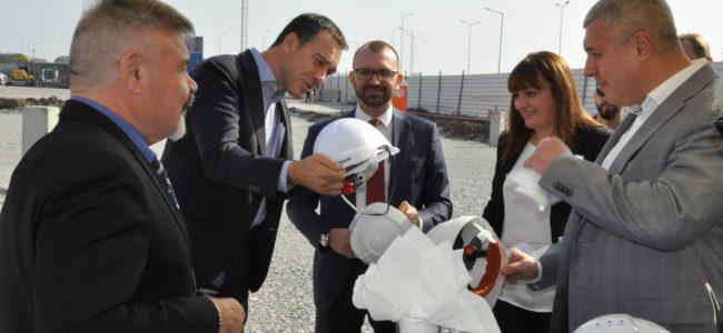В Бургас строят научно-производствен комплекс за компоненти на самолетни двигатели
