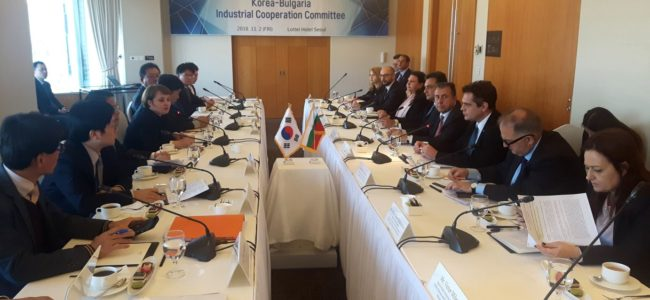 Очакват корейска компания от автомобилния сектор да навлезе на българския пазар