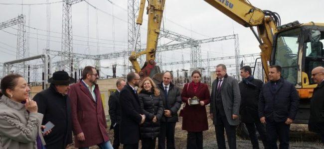 Строят електропровод Добруджа-Бургас