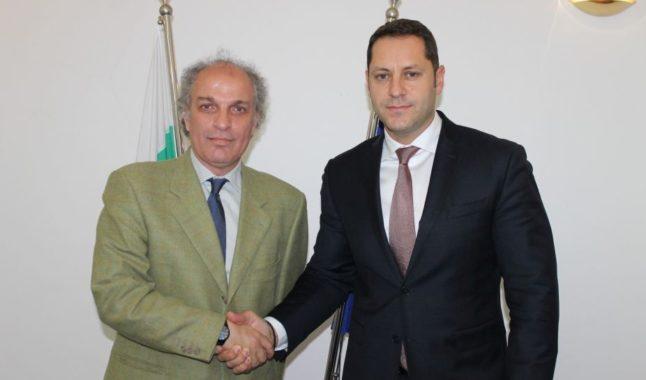 България е поканена в Световната организация на свободните зони