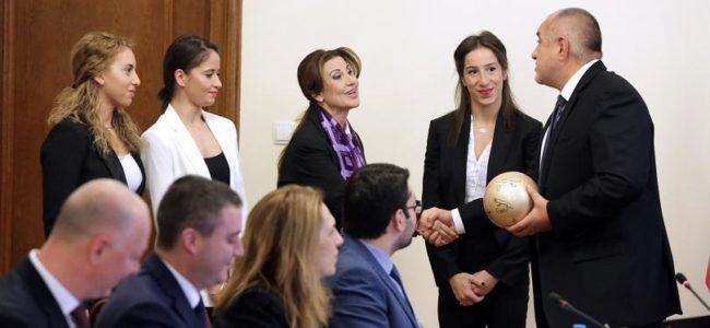 1,5 млн. лв. за строеж на нова зала за художествена гимнастика отпусна кабинетът