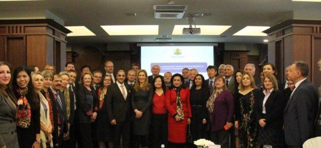 Ангелкова представи постигнатото в туризма пред чуждите посланици в България