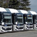 Нови газови автобуси тръгват в София
