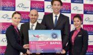 Wizz Air пуска 6 нови линии през Варна