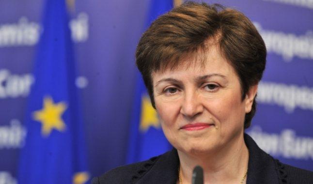 МВФ маха възрастовото ограничение заради Кристалина Георгиева