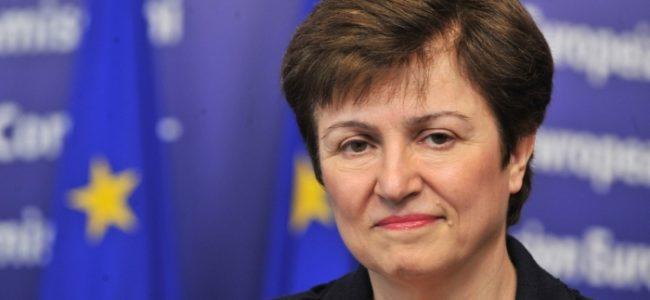 Кристалина Георгиева става и.д. шеф на Световната банка