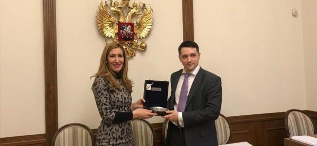 Ангелкова в Москва: Русия е сред най-важните пазари за българския туризъм