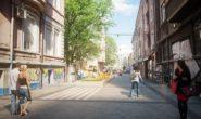 Подновяват ремонта на ул. Шишман в София