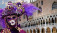 Нощен парад с хиляди туристи сложи начало на карнавала във Венеция
