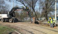 Стартира ремонтът на трамвайното трасе по ул. Каменоделска в София