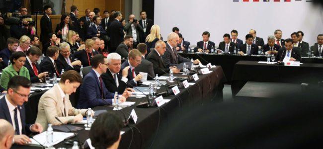 Борисов: Партньорството ЕС-Китай е фактор на мира, просперитета и устойчивото развитие