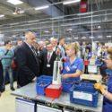 Разшириха германски завод в Русе за системи за автомобилната индустрия