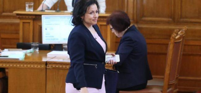 Десислава Танева стана министър на земеделието