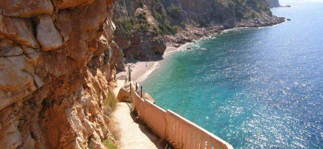 Най-красивият плаж в Европа е край Дубровник
