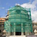Фандъкова провери реставрацията на минералната баня в Банкя