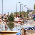 Въпреки потопа нашенците са първа писта на Халкидики