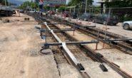 """Започва ремонт на трамвайния път по улица """"Каменоделска"""""""