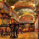 Клементинумът в Прага е най-красивата библиотека в света