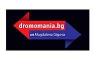 dromomania-bg-l0g0